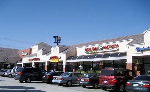 Regency Style Mall, Glendale