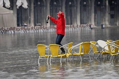 ITALY VENICE FLOOD