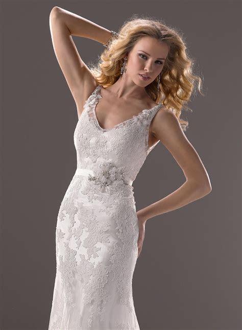 Maggie Bridal by Maggie Sottero Dress Sawyer 3MW774FB