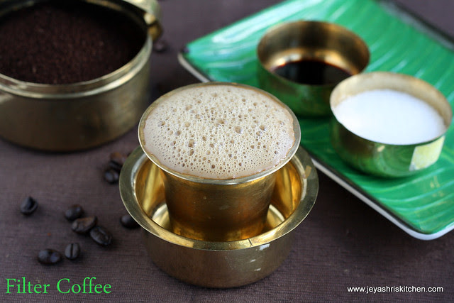 Filter coffee 2