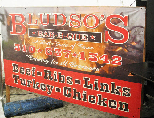 Sunday BBQ Party at Bludso's BBQ