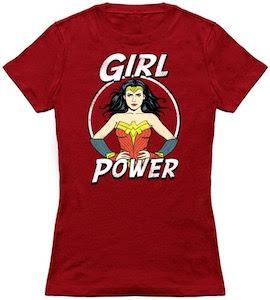 California wonder woman girl shirts power shirt t t sleeves