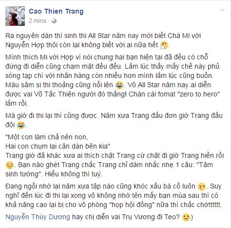 Vietnams Next Top Model mà có thêm dàn mẫu blacklist thì mới vui! - Ảnh 12.