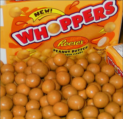 Reeses Whoppers