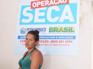 A família de Maria Neves é a única que permanece em Enjeitado