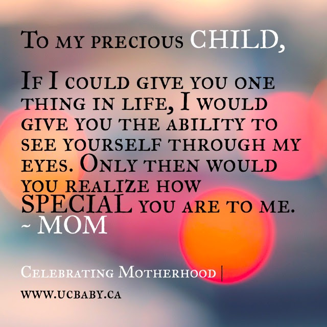 Celebrating Motherhood Quotes Uc Baby