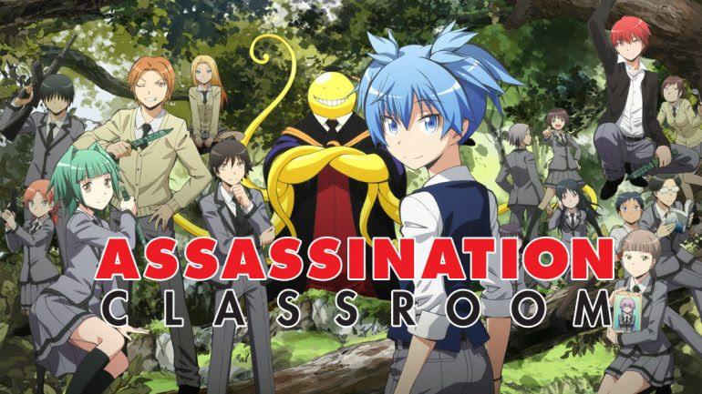 Assassination classroom 770x433