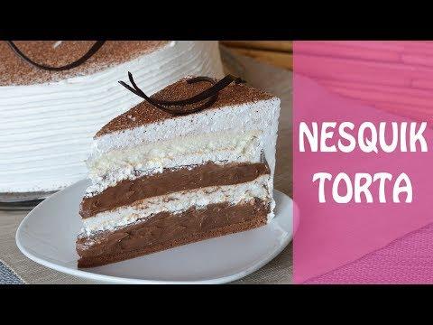 Rezept Kuchen Nesquik