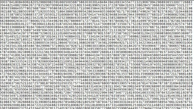 Image result for new prime number