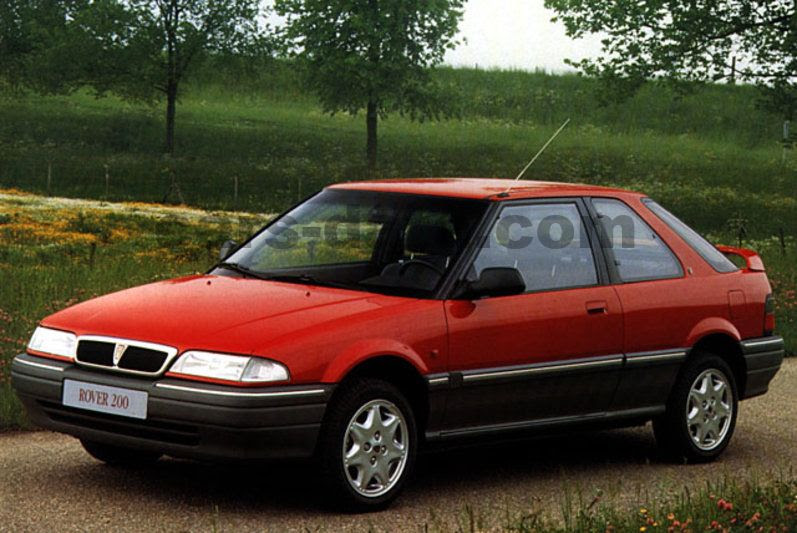 ... 214 Si, Manual, 1993 - 1995, 103 Hp, 3 doors Technical Specifications