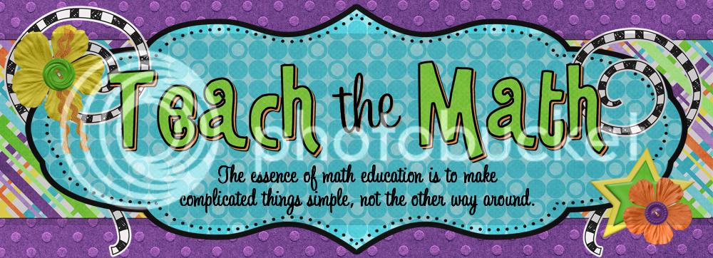 Teach The Math