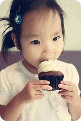 peanut butter cupcake