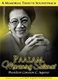 A MEMORIAL TRIBUTE SOUNDTRACK: Paalam, Maraming Salamat President Corazon C Aquino- Funeral Service