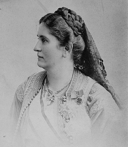 Archivo:Queen of Montenegro.jpg