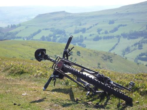 Mountain Biking the Black Mountains