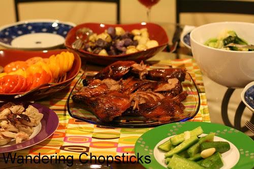 Christmas Eve Goose Dinner 2