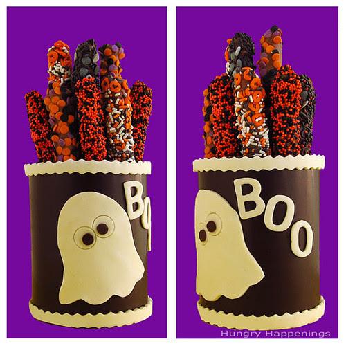 Happy Hallowen! Desejando uma doce sexta a todos! by Menina Prendada -