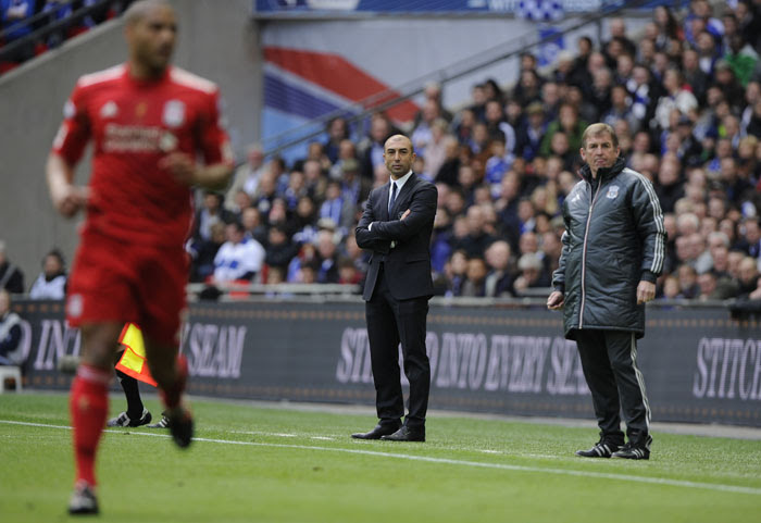 Foto Chelsea Juara FA Cup 2011/2012