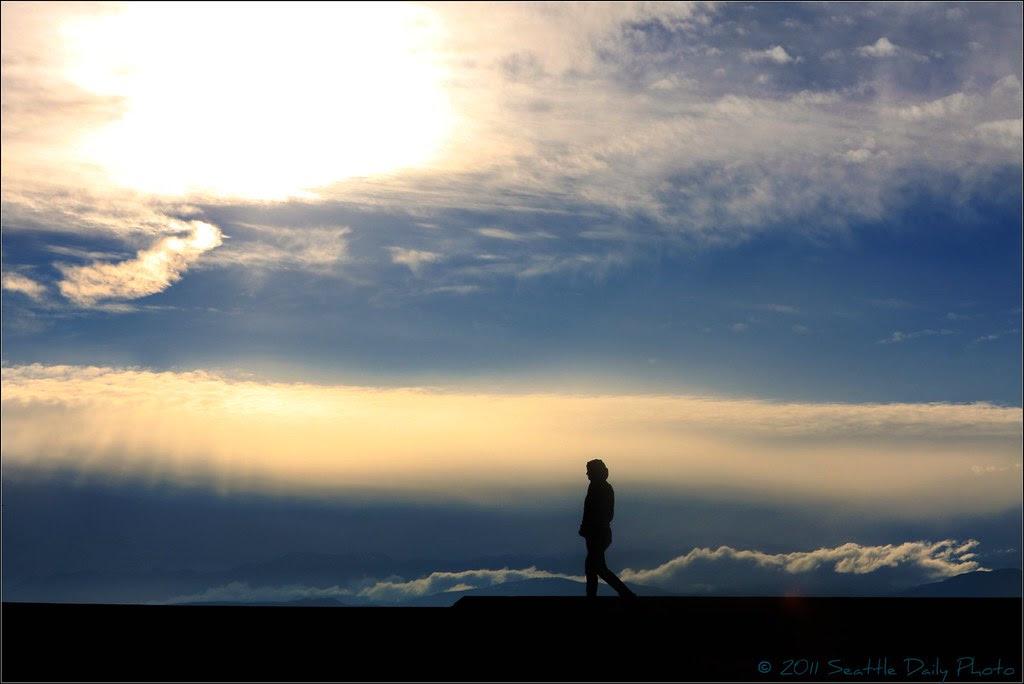 Skywatch:  Angel Walking