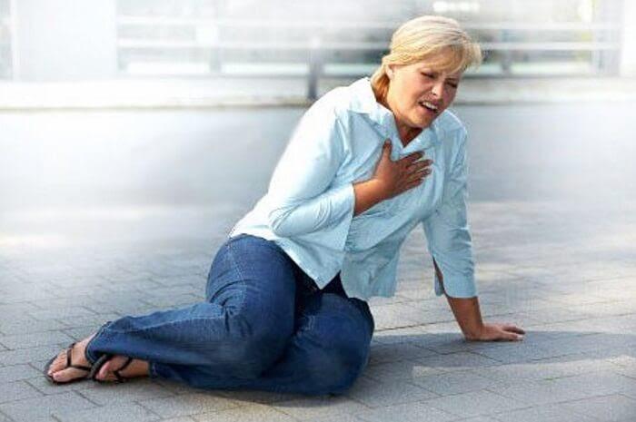 Инфаркт: нетипичные симптомы у женщин