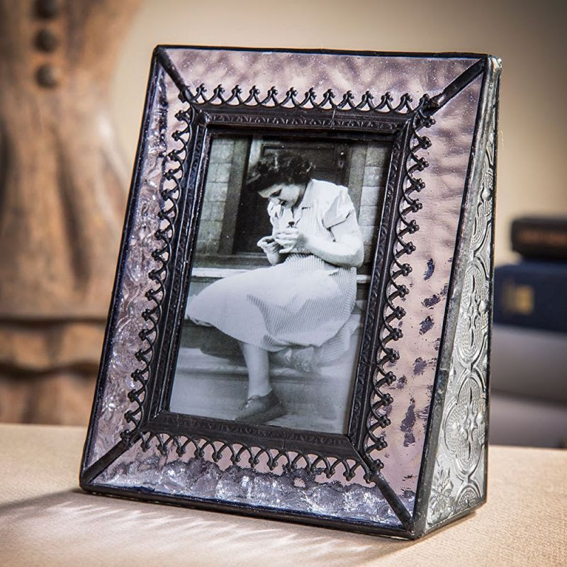 Glass Photo Frames For Floating Pictures Effect Decor On The Line