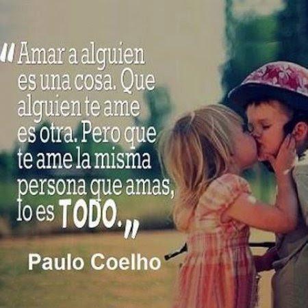 Frases De Amor Amar A Alguien Es Una Cosa Imagenes Bonitas