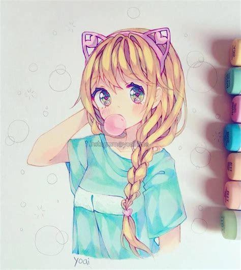 artist instagramatyoaihime dania   anime art