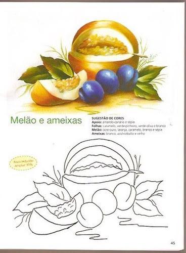 Melão by Fazendo Arte by Ana Tulio