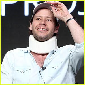 Ike Barinholtz's Neck Injury Will Be Written Into 'Mindy Project'