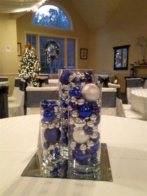 blue silver weddings ideas  pinterest blue