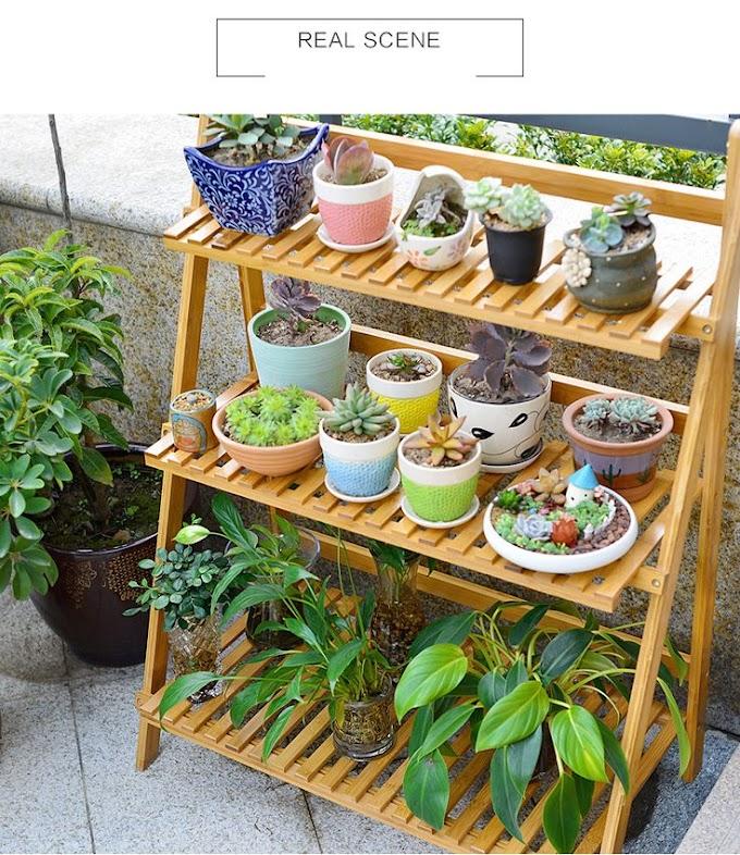 Rak Peralatan Dapur Dari Kayu | Ide Rumah Minimalis