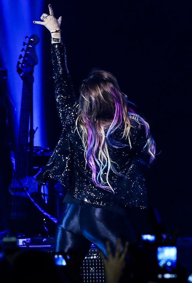 Demi Lovato (Foto: Manuela Scarpa/Foto Rio News)