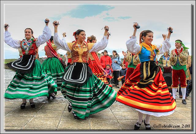 Danzas en Santa Casilda 4