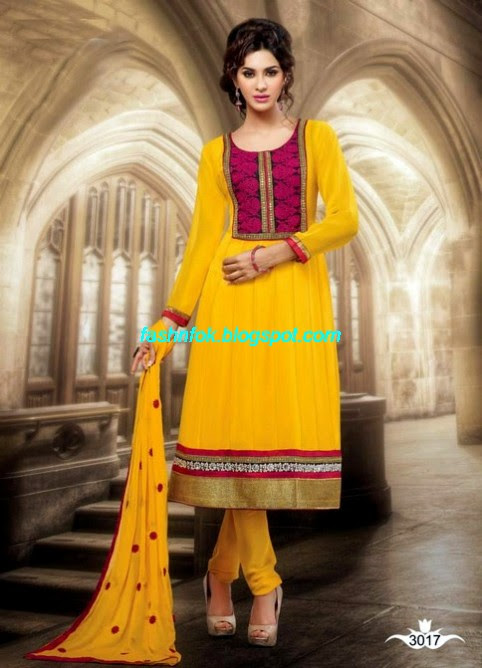 indian-Anarkali-Brides-Wedding-Frocks-New-Latest-Clothes-Suits-9