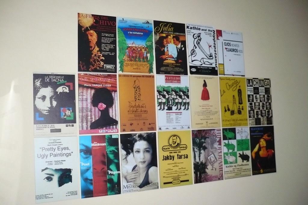 Adaptaciones de sus obras al teatro y cine