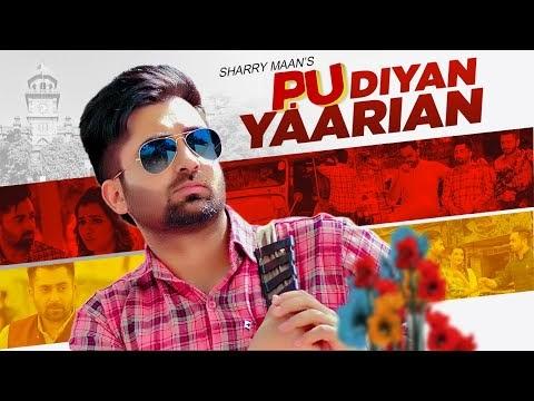 P.U Diyan Yaarian Lyrics Full Song Download | Sharry Maan | Giftrulers | Jassi Lohka | Latest Punjabi Songs 2019