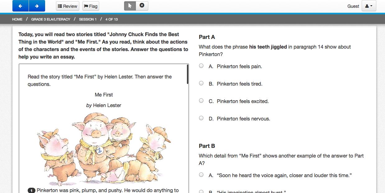 Parcc Math Worksheets. Parcc. Best Free Printable Worksheets