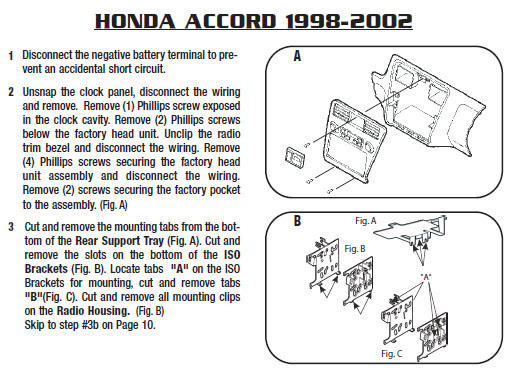 98 Honda Accord Radio Wiring Diagram Wiring Diagram Frankmotors Es