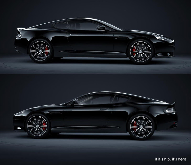 db9 carbon black profiles IIHIH