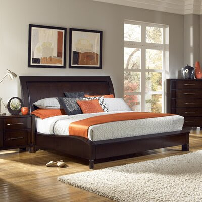 Sleigh Bedroom Sets | Wayfair
