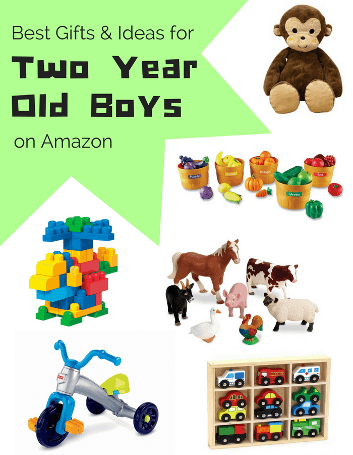 Best Gifts Ideas For 2 Year Old Boys On Amazon
