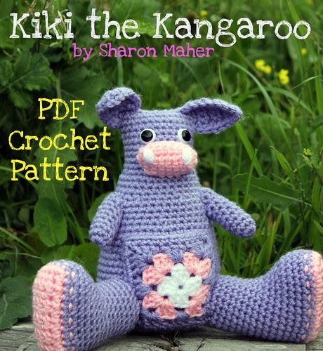 Kiki the Kangaroo