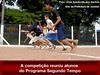 São Sivestre Mirim leva 250 crianças para pista de atletismo do Bolão