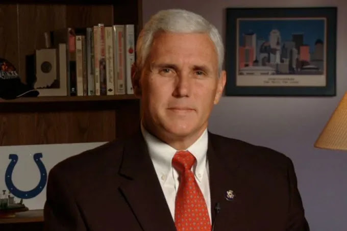 Mike Pence. Credit: House GOP via Flickr (CC BY-NC-ND 2.0).