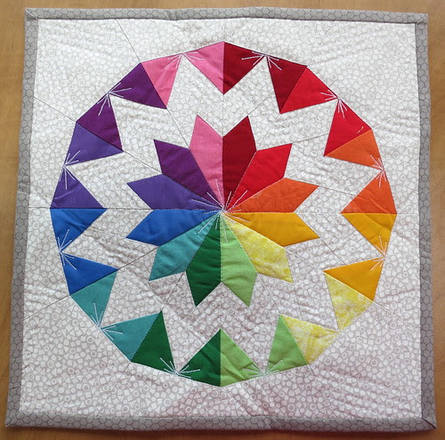 From Fun and Comfort - Karen Jakes for Little Quilt - Sew, Vote, Swap group