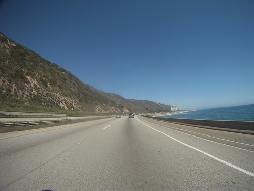 Everyday for 7 Weeks - Day 40 - San Luis Obispo to Los Angeles