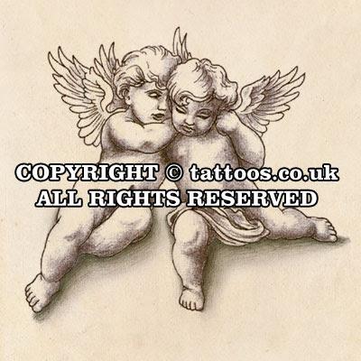 Cherub Tattoos on Cherub2   Middleton Tattoo Studio