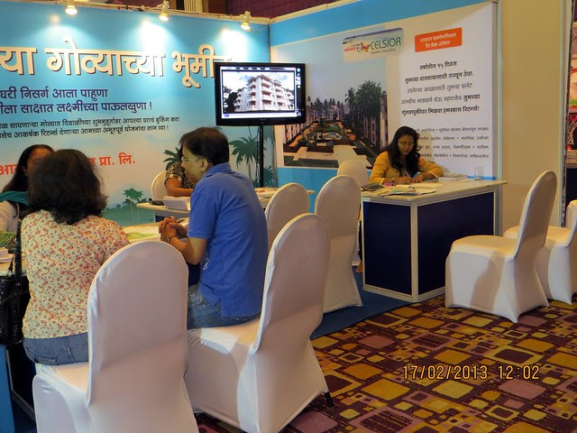 "A Home at Goa - The Times of India Pune Property Exhibition  ""Invest in West Pune""  16th & 17th February 2013"