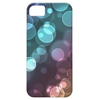 Rainbow Sunset Glitter iPhone Case