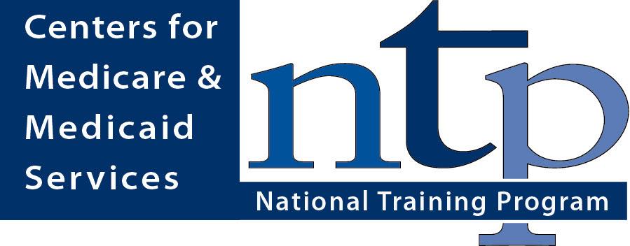 CMS National Training Program treatment
